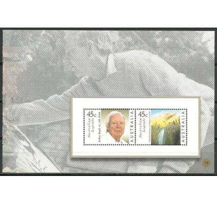 Znaczek Australia 1999 Mi h-blatt 1786-1787I Czyste **