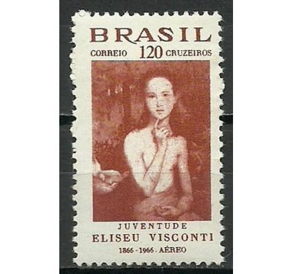 Znaczek Brazylia 1966 Mi 1112 Czyste **