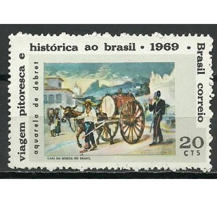 Znaczek Brazylia 1969 Mi 1234 Czyste **