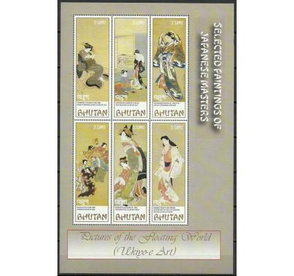 Znaczek Bhutan 2003 Mi ark 2396-2401 Czyste **