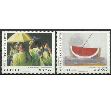 Znaczek Chile 1998 Mi 1849-1850 Czyste **