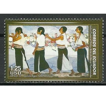 Znaczek Ekwador 2010 Mi 3244 Czyste **