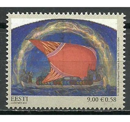 Znaczek Estonia 2010 Mi 678 Czyste **