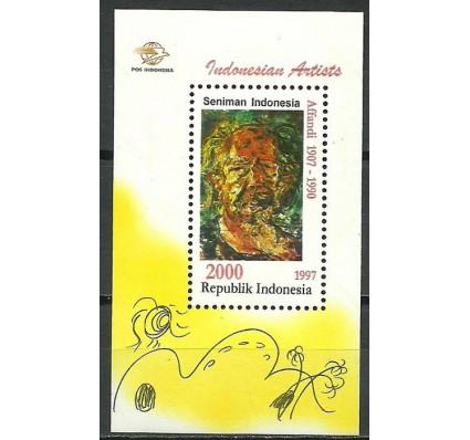 Znaczek Indonezja 1997 Mi bl 319 Czyste **