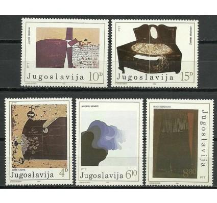 Znaczek Jugosławia 1982 Mi 1957-1961 Czyste **