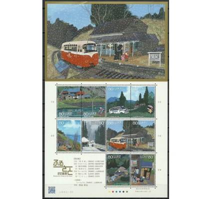 Znaczek Japonia 2010 Mi ark 5495-5504 Czyste **