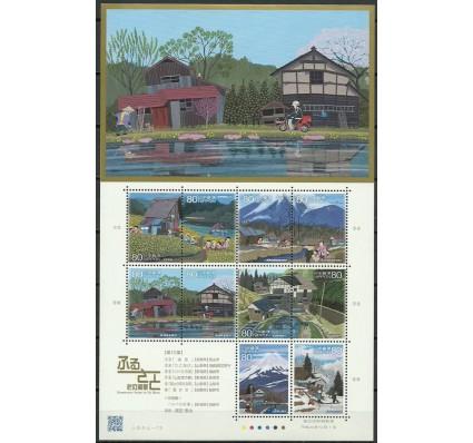 Znaczek Japonia 2011 Mi ark 5856-5865 Czyste **