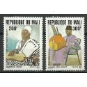 Mali 1983 Mi 966-967 Czyste **