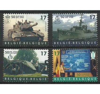 Znaczek Belgia 1999 Mi 2861+2863-2865 Czyste **