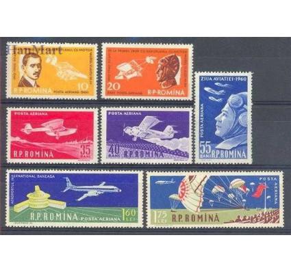 Znaczek Rumunia 1960 Mi 1861-1867 Czyste **