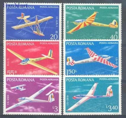 Znaczek Rumunia 1977 Mi 3411-3416 Czyste **