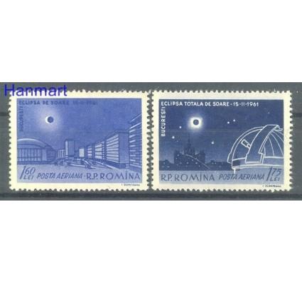 Znaczek Rumunia 1961 Mi 1991-1992 Czyste **