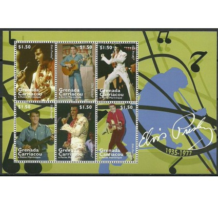 Znaczek Grenada / Carriacou i Petite Martinique 2008 Mi ark 4432-4437 Czyste **
