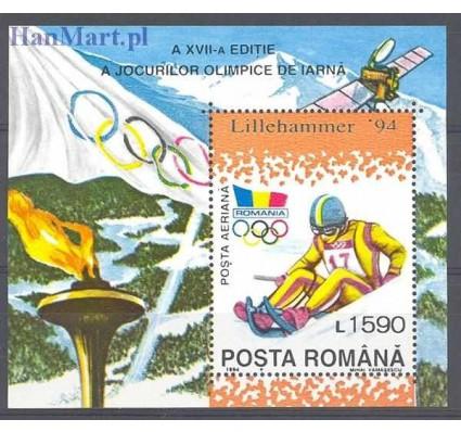 Znaczek Rumunia 1994 Mi bl 288 Czyste **
