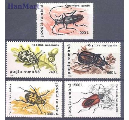 Znaczek Rumunia 1996 Mi 5165-5169 Czyste **