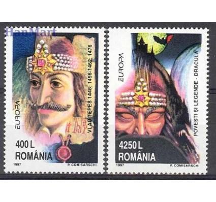 Znaczek Rumunia 1997 Mi 5253-5254 Czyste **