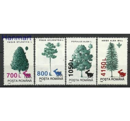 Znaczek Rumunia 1998 Mi 5319-5322 Czyste **