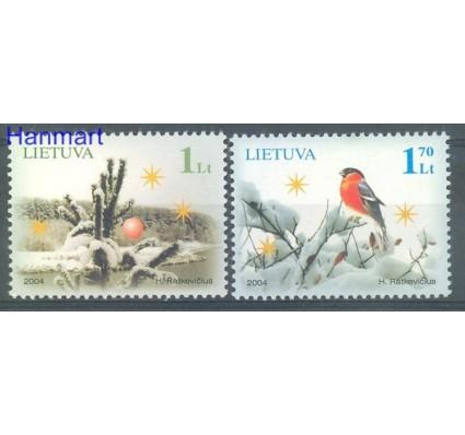 Znaczek Litwa 2004 Mi 861-862 Czyste **