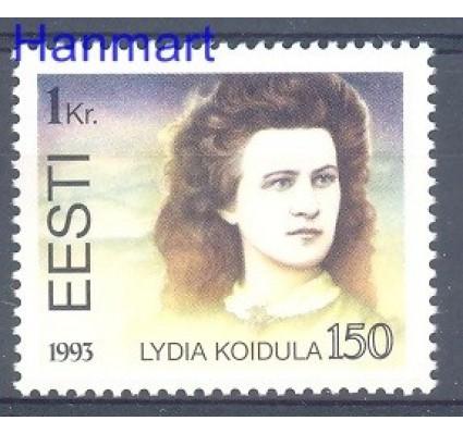 Znaczek Estonia 1993 Mi 219 Czyste **