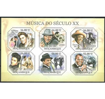 Znaczek Mozambik 2011 Mi ark4797-4802 Czyste **