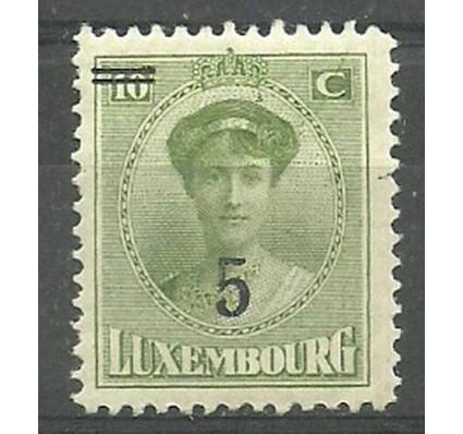 Znaczek Luksemburg 1925 Mi 156 Z podlepką *