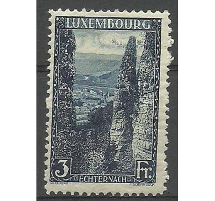 Znaczek Luksemburg 1923 Mi 147A Z podlepką *