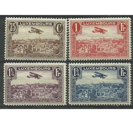 Znaczek Luksemburg 1931 Mi 234-237 Z podlepką *