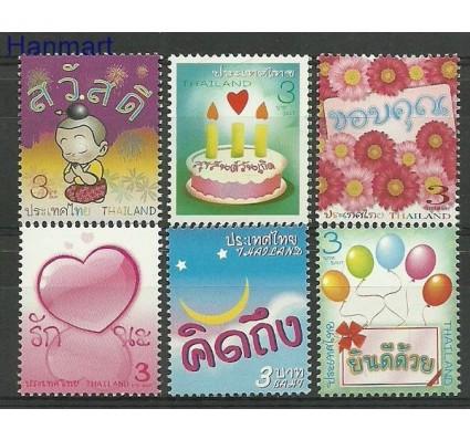 Znaczek Tajlandia 2010 Mi 2865-2870 Czyste **