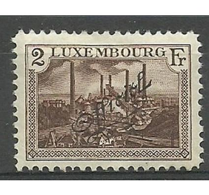 Znaczek Luksemburg 1926 Mi die 137 Z podlepką *