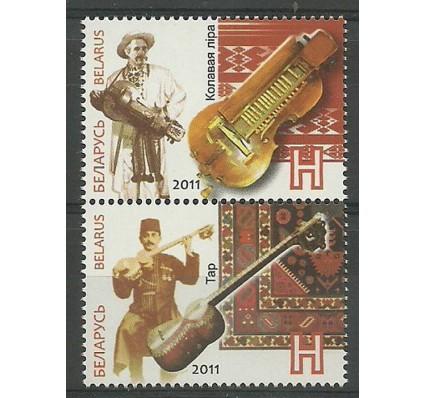 Znaczek Białoruś 2011 Mi 857-858 Czyste **