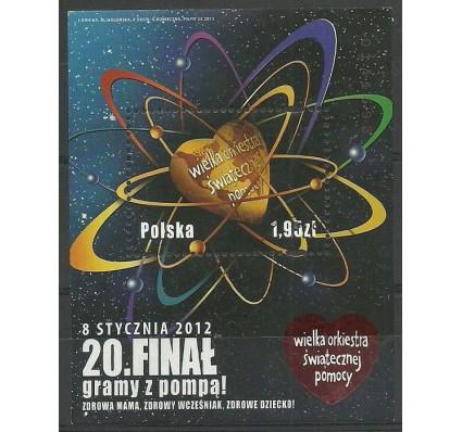Znaczek Polska 2012 Mi bl 203 Stemplowane