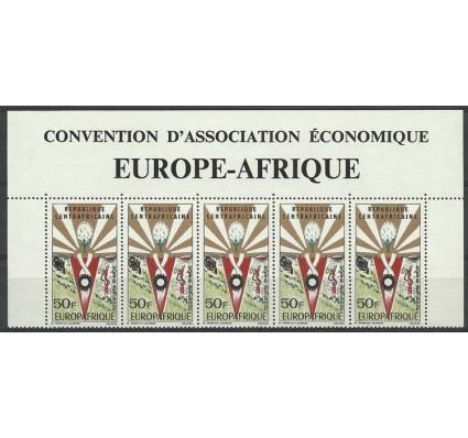 Znaczek Republika Środkowoafrykańska 1965 Mi 94 Czyste **