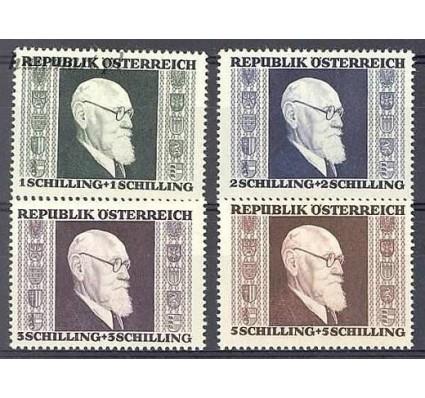 Znaczek Austria 1946 Mi 772-775 Z podlepką *