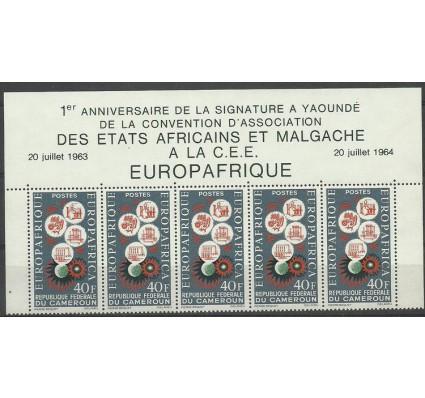 Znaczek Kamerun 1964 Mi 409 Czyste **