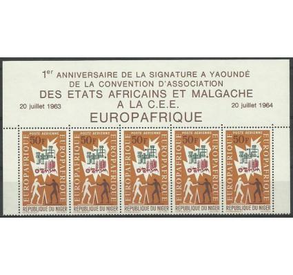 Znaczek Niger 1964 Mi 77 Czyste **