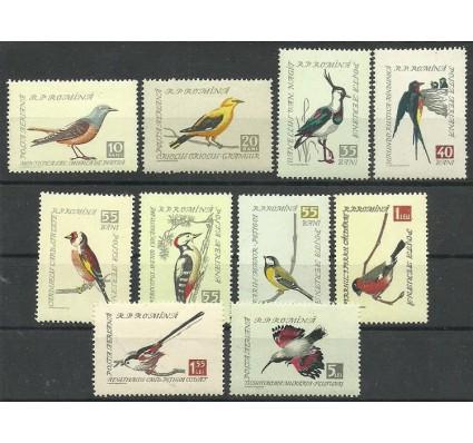 Znaczek Rumunia 1959 Mi 1780-1789 Czyste **