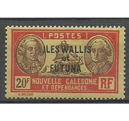 Znaczek Wallis et Futuna 1930