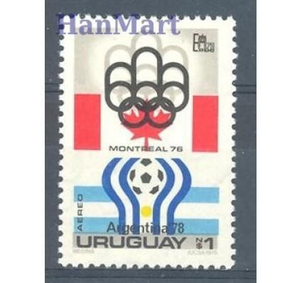 Znaczek Urugwaj 1975 Mi 1369 Czyste **