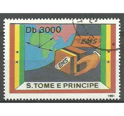 Znaczek Wyspy Św. Tomasza i Książęca 1991 Mi 1301 Stemplowane
