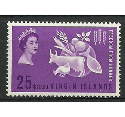 Znaczek Wyspy Dziewicze 1963 Mi 136 Czyste **