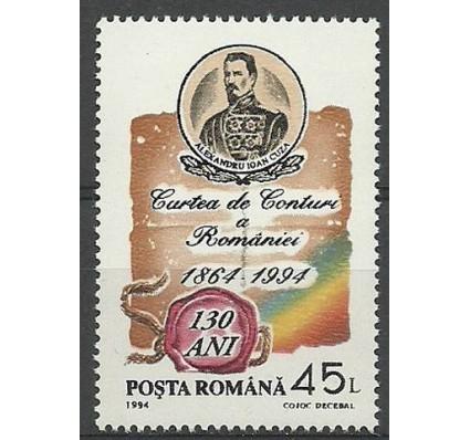 Znaczek Rumunia 1994 Mi 4949 Czyste **