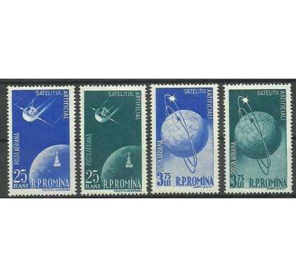 Znaczek Rumunia 1957 Mi 1677-1680 Czyste **