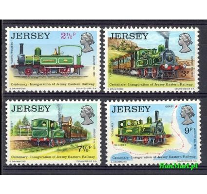 Znaczek Jersey 1973 Mi 85-88 Czyste **