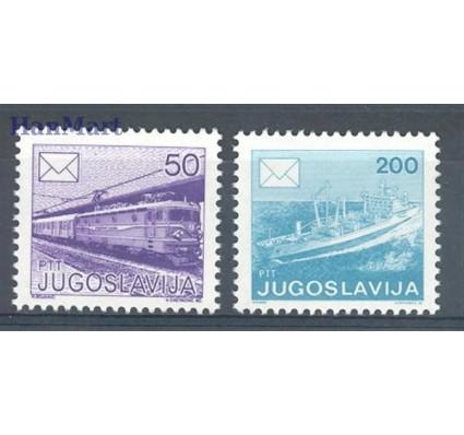 Znaczek Jugosławia 1986 Mi 2175-2176A Czyste **
