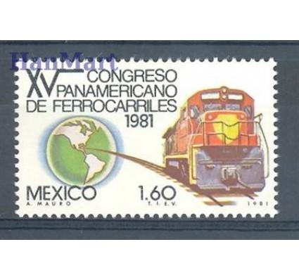 Znaczek Meksyk 1981 Mi 1770 Czyste **