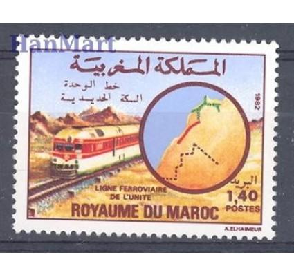 Znaczek Maroko 1982 Mi 1007 Czyste **