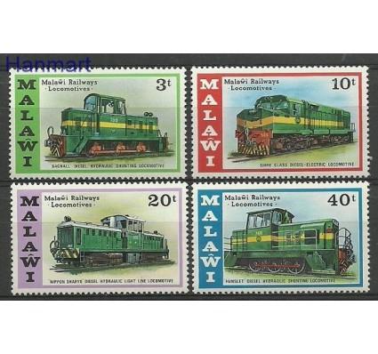 Znaczek Malawi 1976 Mi 267-270 Czyste **