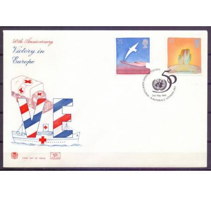 Znaczek Wielka Brytania 1995 Mi 1574-1575 FDC