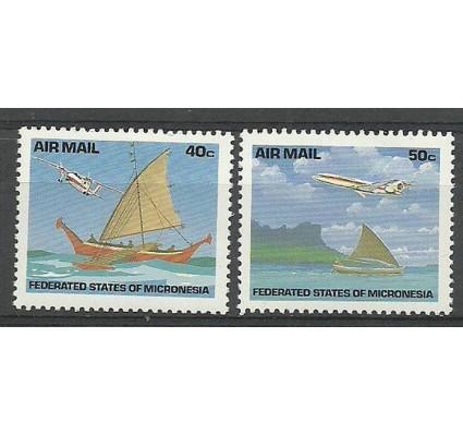 Znaczek Wyspy Marshalla 1992 Mi 252-253 Czyste **