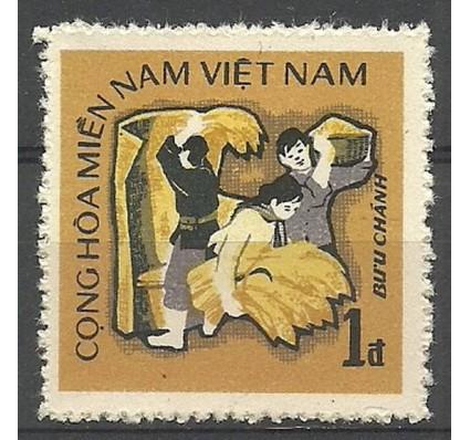 Znaczek Wietnam 1971 Mi vtg43 Z podlepką *